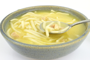 51. Chicken with Noodle Soup - delivery menu