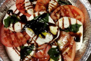 9. Mozzarella, Tomato and Basil Salad - delivery menu