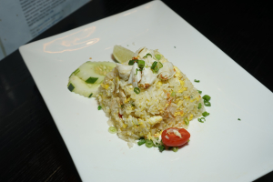 NF5. Pineapple Fried Rice - delivery menu