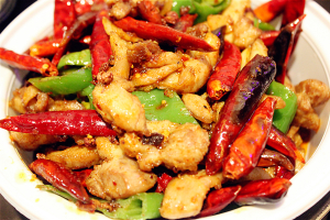 Stir-Fried Spicy Chicken - delivery menu