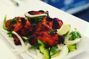 Tandoori Wings - delivery menu