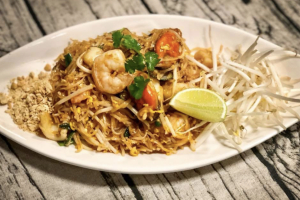 Pad Thai - delivery menu