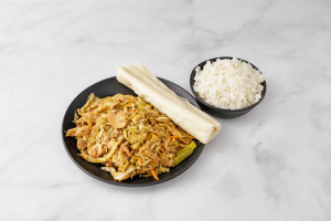 27. Quart Moo Shu Chicken - delivery menu