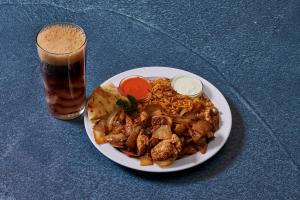 Chicken Kabab - delivery menu