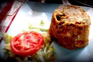 De Pollo Mofongo - delivery menu