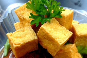 Fried Tofu - delivery menu