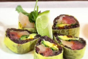 Ocean Drive Roll (white rice) - delivery menu