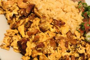 Huevos con Chorizo - delivery menu