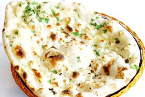 Garlic Naan - delivery menu