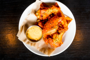 Spicy Chicken Wings - delivery menu