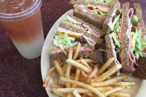 Club Sandwich - delivery menu