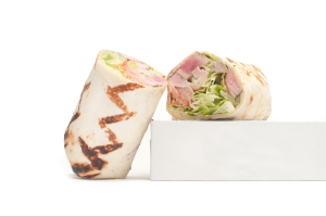 Grilled Tuna Wrap - delivery menu