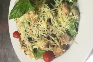 Chicken Cajun Salad - delivery menu