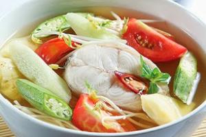 C5. Canh Chua Ca - delivery menu
