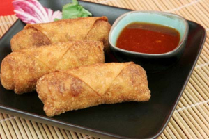 2. Egg Rolls - delivery menu