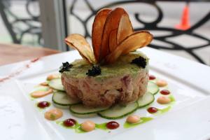 Seafood Tartar - delivery menu