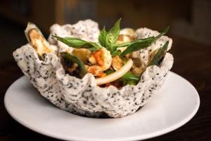 Lemongrass Seafood Combo - delivery menu