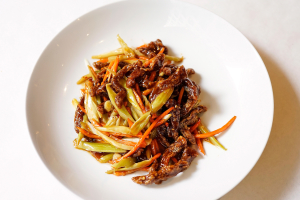Shredded Crispy Beef Chef Special - delivery menu