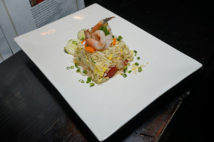 NF4. Thai Fried Rice - delivery menu