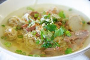 37. Wonton Soup - delivery menu