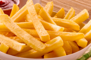French Fries Lunch - delivery menu