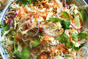 B3. Asian Chopped Chicken Salad - delivery menu