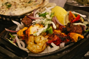 Tandoori Mixed Grill - delivery menu