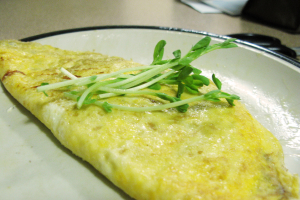 Cheese Omelet - delivery menu
