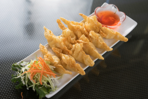 3. Cream Cheese Wonton - delivery menu