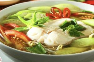 Sweet Tamarind Okra Soup  - delivery menu