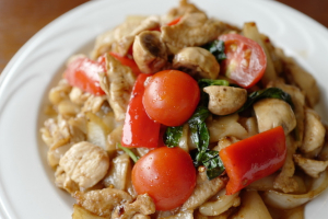 31. Drunken Noodles - delivery menu