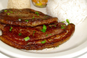 Grilled Top Sirloin - delivery menu