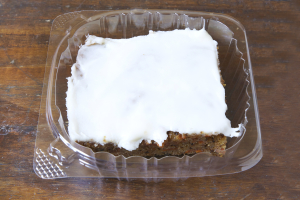 Margaret Palca's Famous Carrot Cake - delivery menu