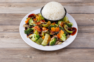 H1. Steamed Mixed Vegetables - delivery menu