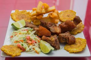 Chicharrones - delivery menu