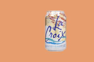 Lacroix Sparkling Water - Coconut - delivery menu