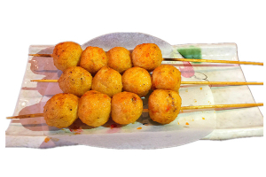 Fish Ball BBQ - delivery menu