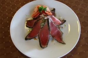 Black Pepper Tuna - delivery menu
