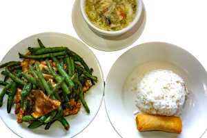 L13. Chicken with String Beans Lunch Special - delivery menu