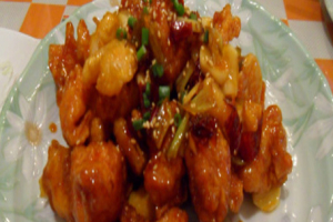 Boneless Chicken Kkanpunggi - delivery menu