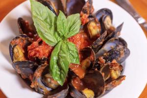 Mussels Marinara Mama Mia - delivery menu
