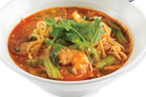 Thai Tom Yam Shrimp Noddle Soup - delivery menu