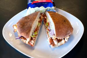 Picasso Special Sandwich - delivery menu
