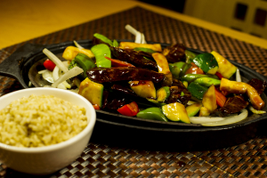 E2. Sizzling Soy Cutlet - delivery menu