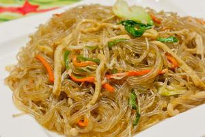 Korean Style Stir Fried Glass Noodles - delivery menu