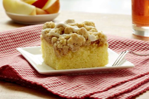 APPLE CRUMB CAKE - delivery menu