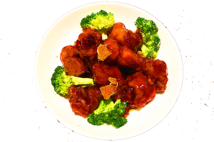 Orange Chicken Lunch Special - delivery menu