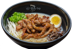 R6. Chicken Teriyaki Ramen - delivery menu