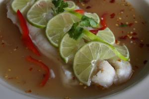 80. Lemon Fish - delivery menu