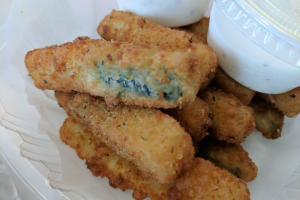 Fried Zucchini - delivery menu